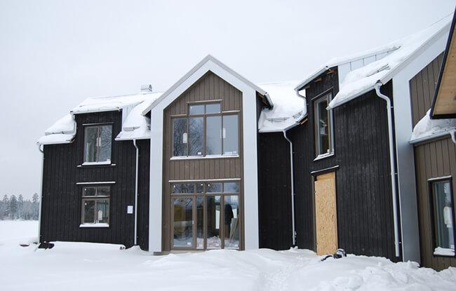 Per Elofssons villa på Röbäck
