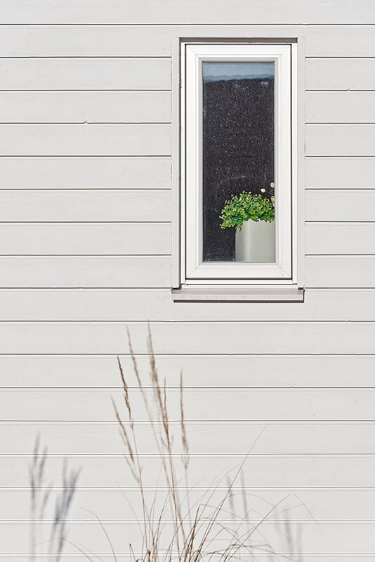 Nyproduktion villa Siriusgatan fönster - Creativ Bygg