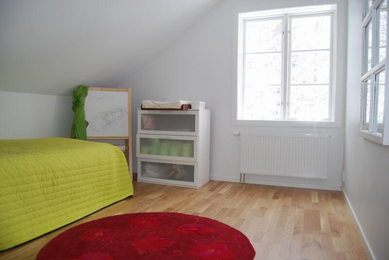 Tillbyggnad renovering sovrum 2 - Creativ Bygg