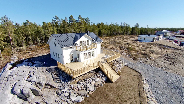 Villa Rödbäck - Creativ Bygg